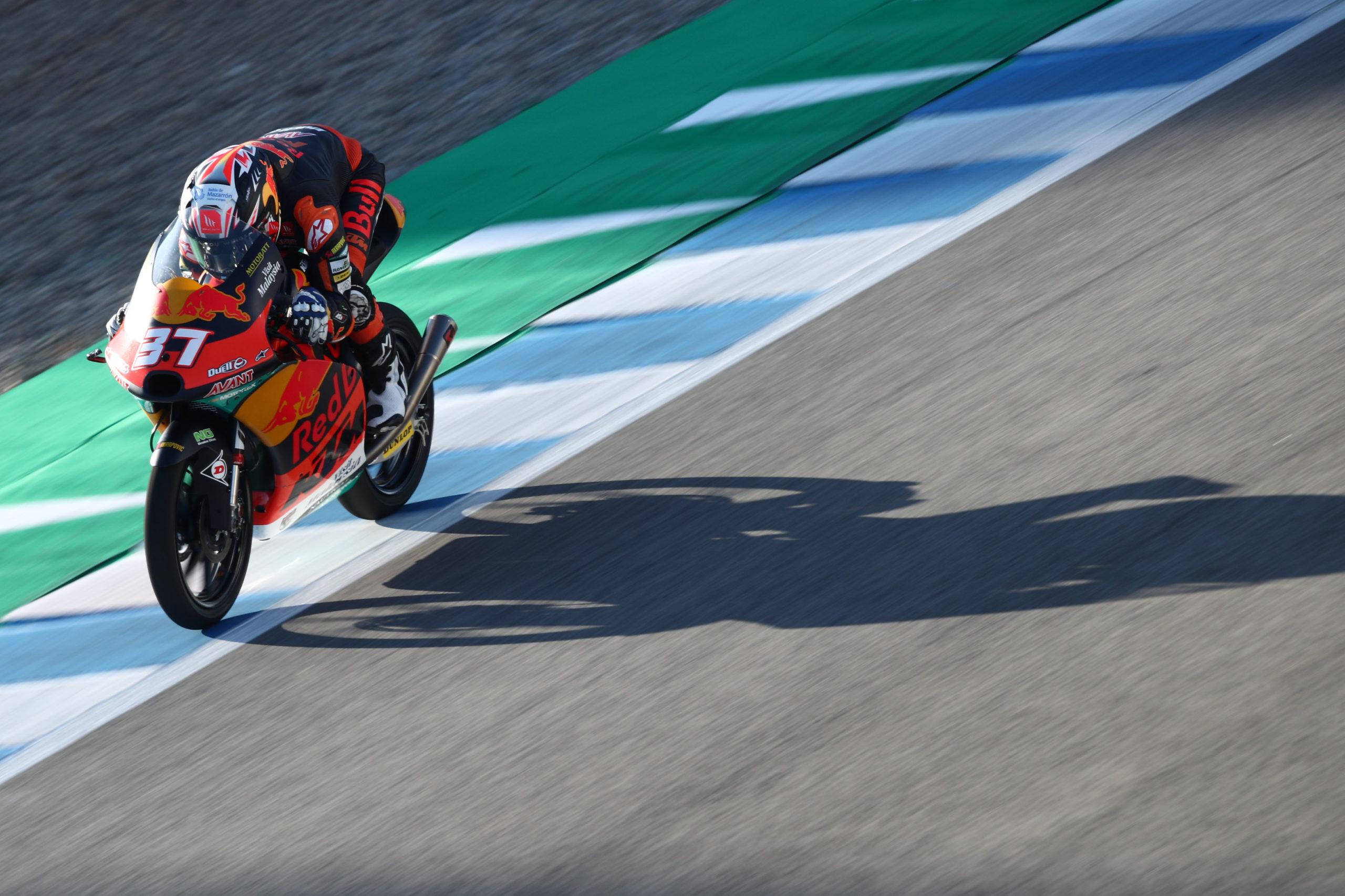 Pedro Acosta Jerez Moto3