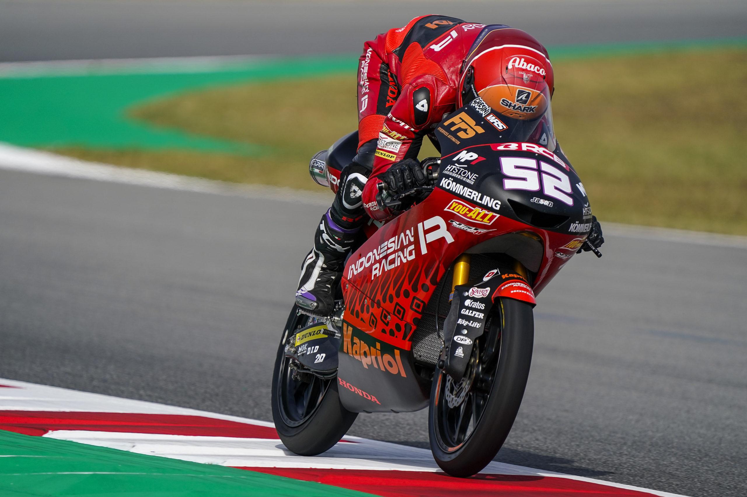 Jeremy Alcoba Moto3