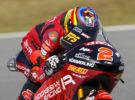 Gabriel Rodrigo consigue la pole position del Mundial de Moto3 en Catalunya