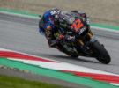 Marco Bezzecchi logra la victoria de Moto2 del Gran Premio de Estiria, Canet 2º y Augusto Fernández 3º