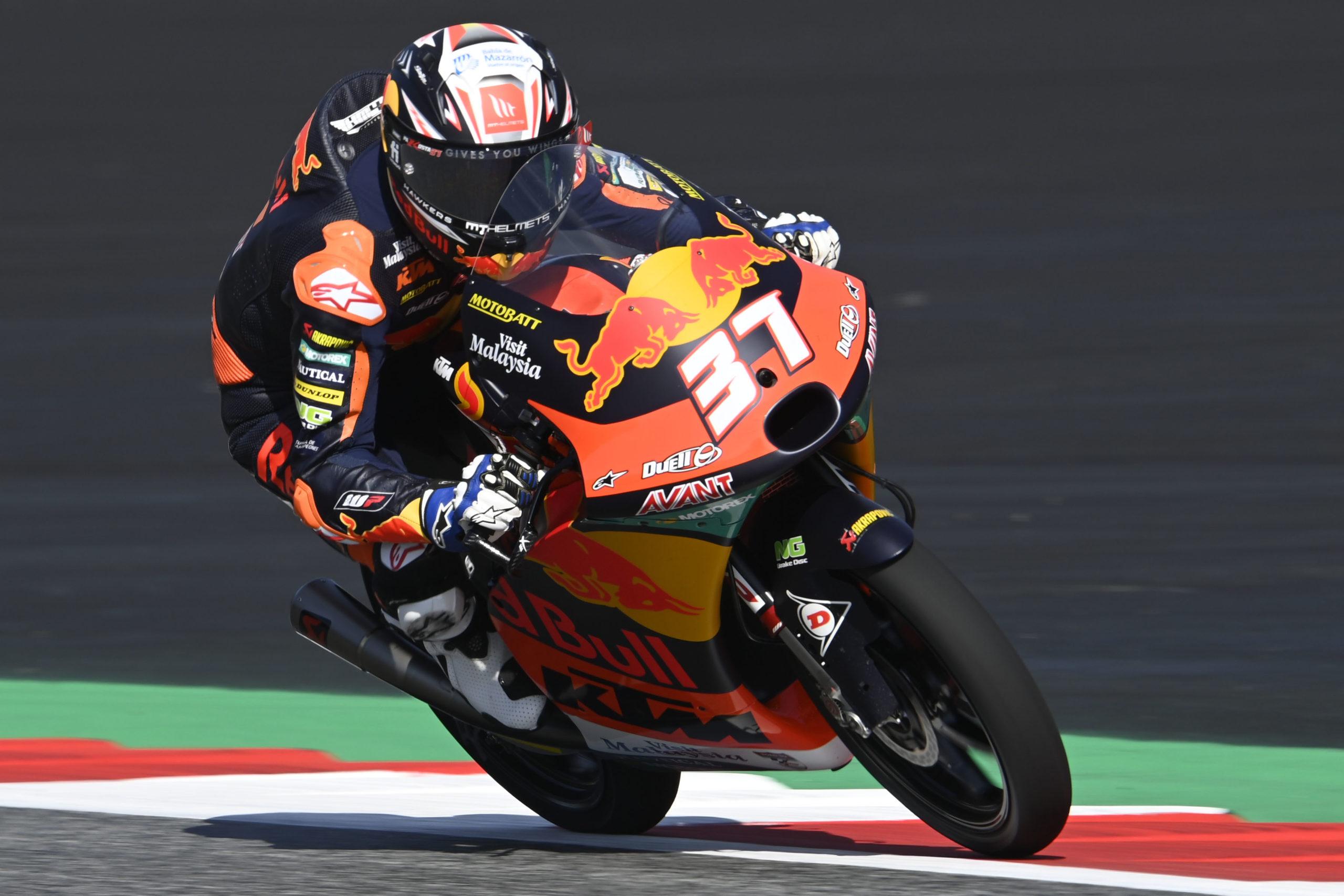 Pedro Moto3