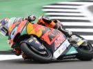 Remy Gardner gana la carrera del Mundial de Moto2 en Silverstone, Bezzecchi 2º y Navarro 3º