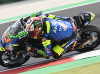 Niccolo Antonelli, Moto3, San Marino Motogp, 17 September 2021
