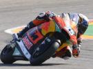 Raúl Fernández domina la carrera de Moto2 en Motorland Aragón, con Gardner 2º y 3º Augusto Fernández