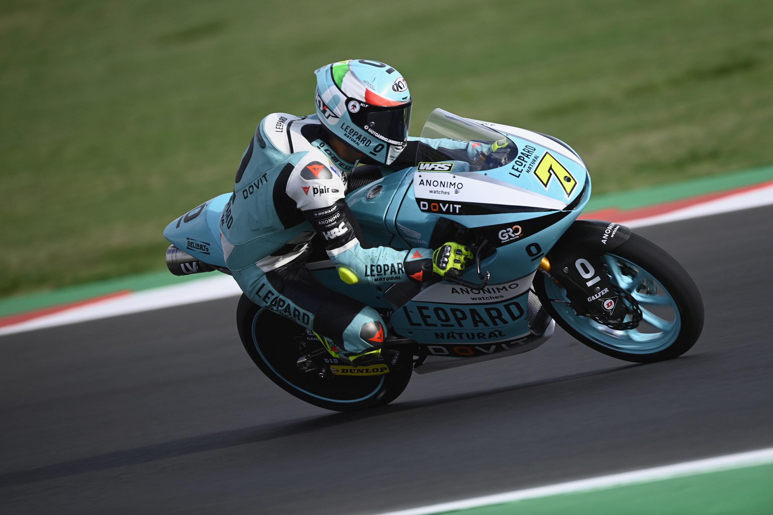 Foggia Moto3