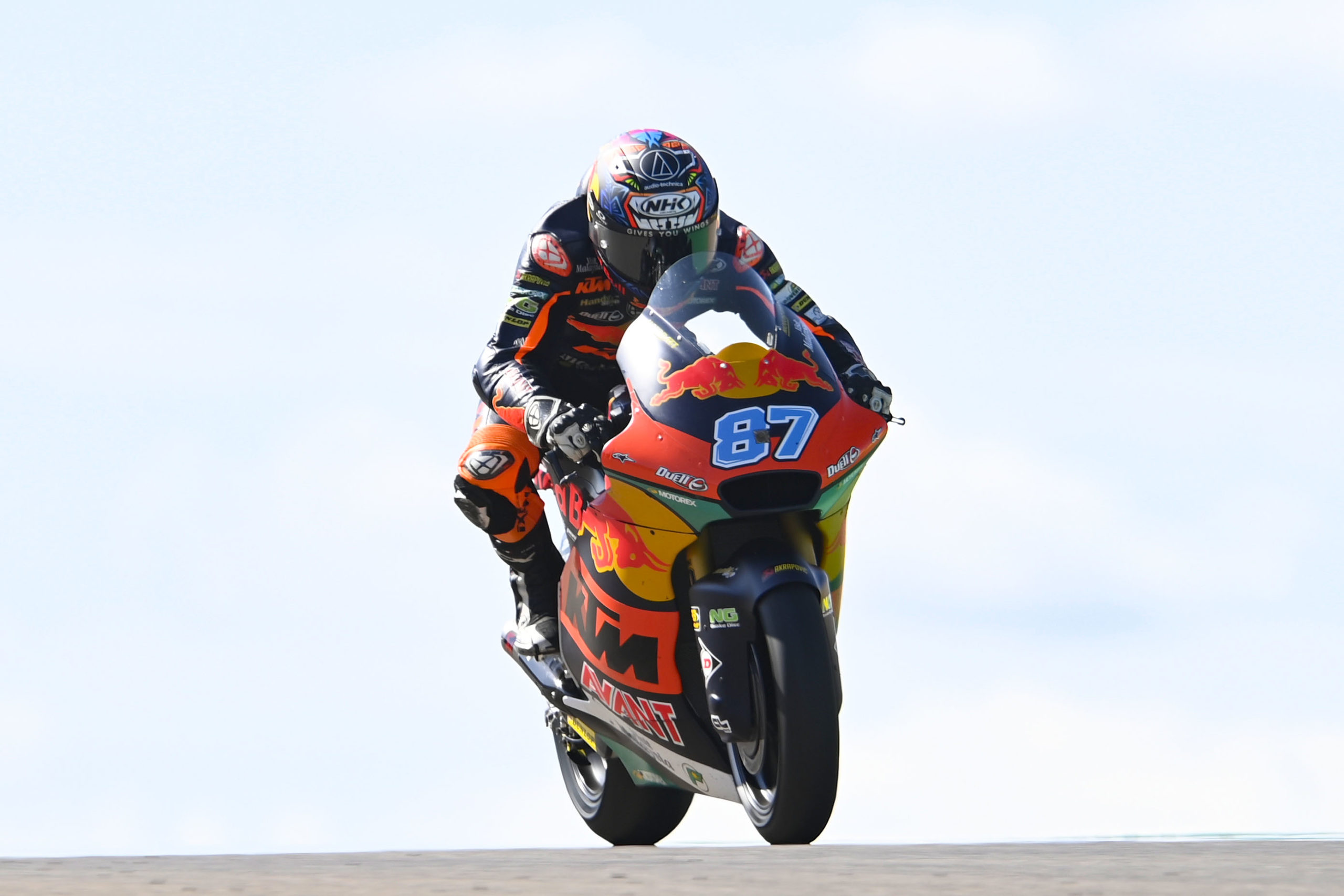 Gardner Remy Moto2