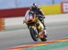 Sam Lowes marca la pole position de Moto2 en Motorland Aragón