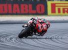 Michael Rinaldi gana la carrera 2 de Superbike en el Circuito de Catalunya