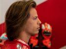Niccolò Bulega participará en el Mundial de Supersport 2022 con Ducati