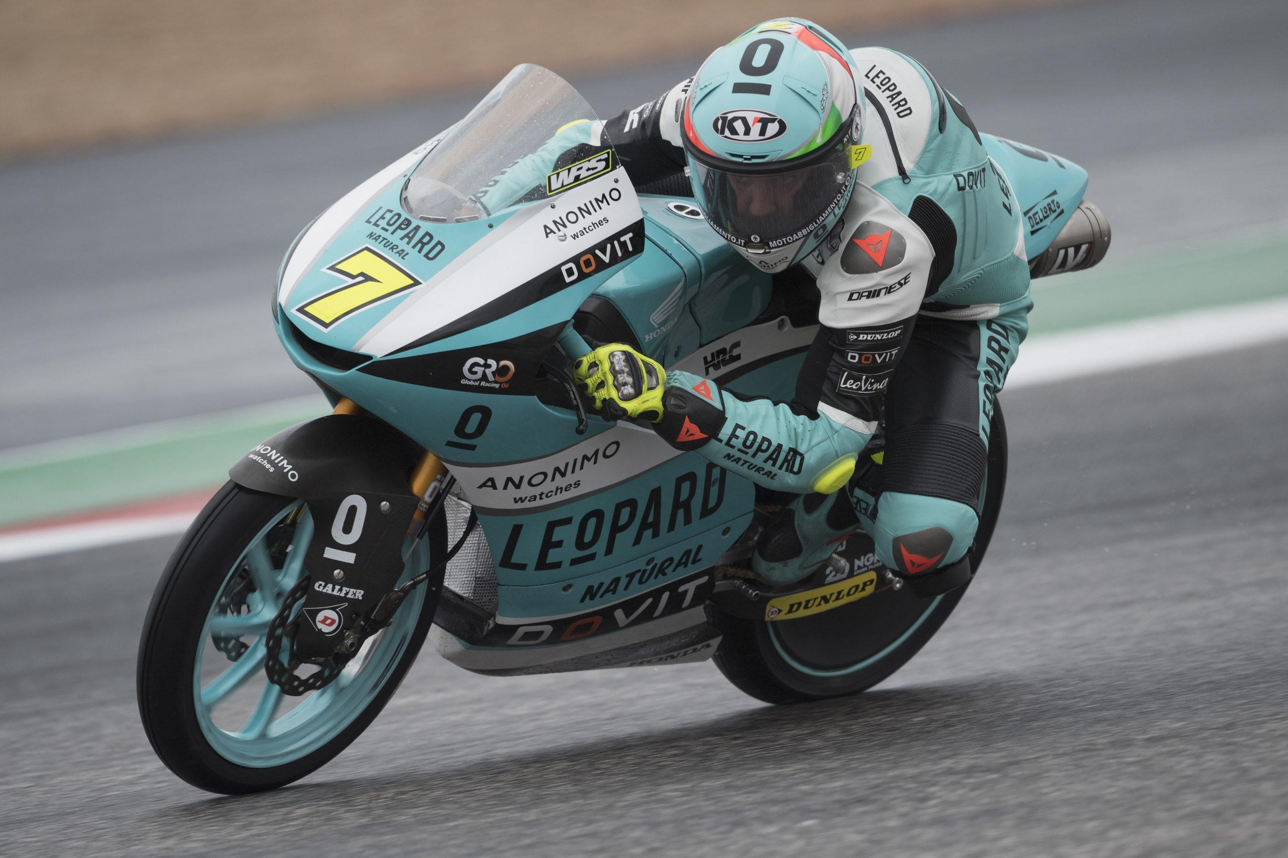 Denis Foggia Moto3