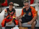 Josep García renueva por dos años su contrato con KTM