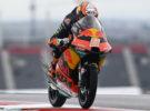 Jaume Masia consigue la pole position del Mundial de Moto3 en Austin