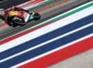 Raúl Fernández logra la pole position de Moto2 en Austin, Gardner 2º y DiGGia 3º