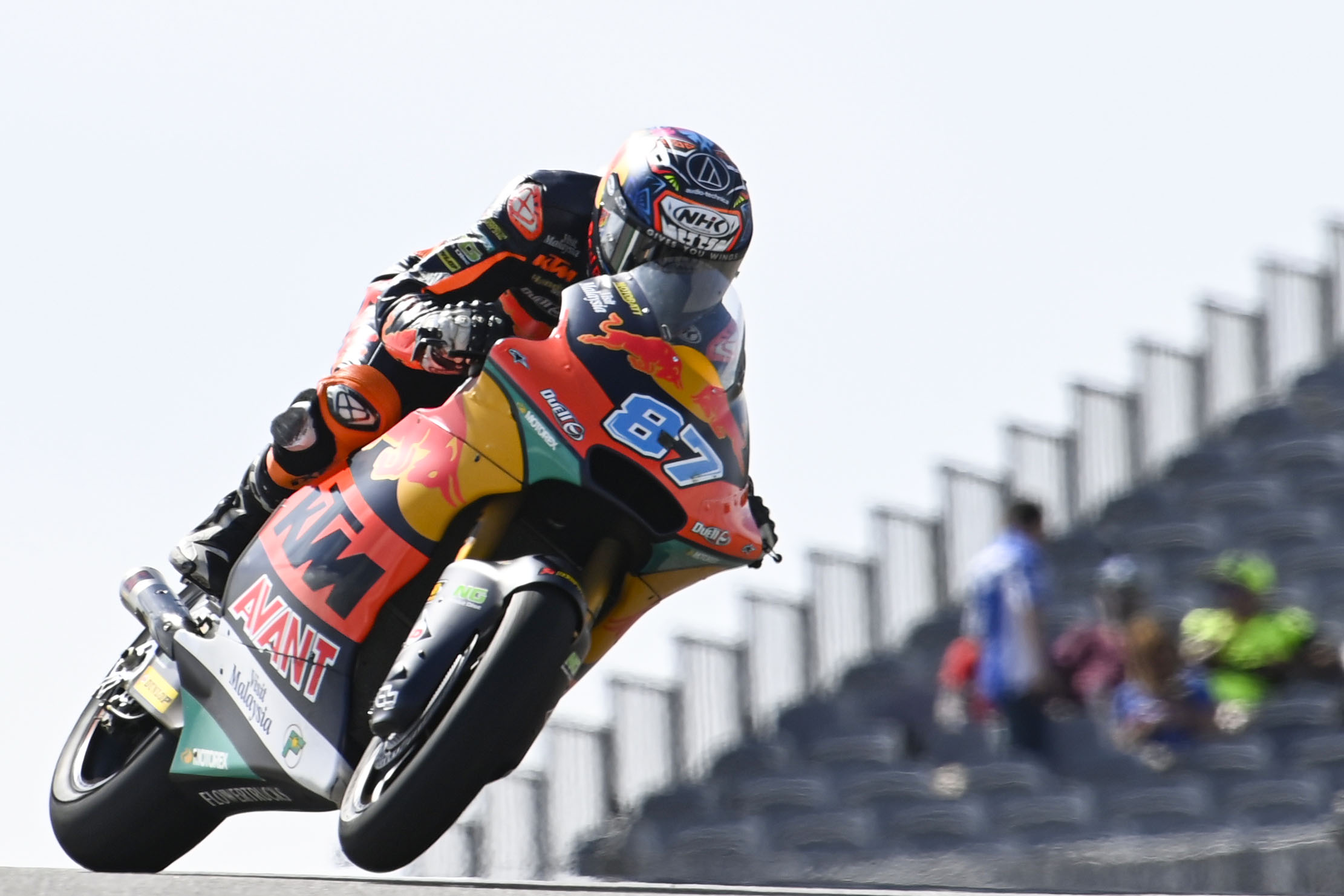 Remy Gardner Moto2
