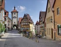 Rothenburg ob der Tauber, una ciudad de cuento