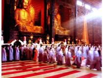 La cultura y religión en China