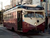 Los históricos tranvías de San Francisco