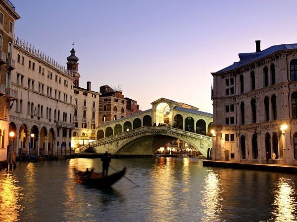venecia ciudad canales