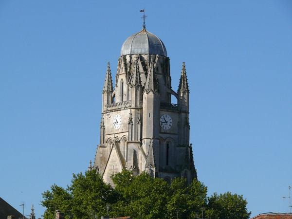 Abadía de las Damas de Caen