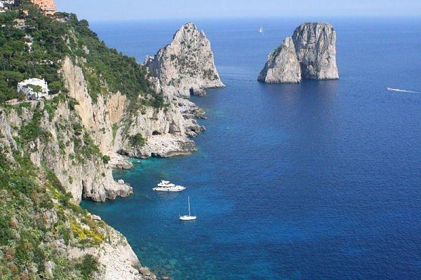 Capri, un pequeño rincón con un gran encanto