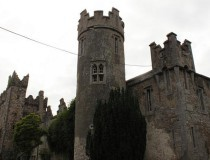 El castillo de Howth