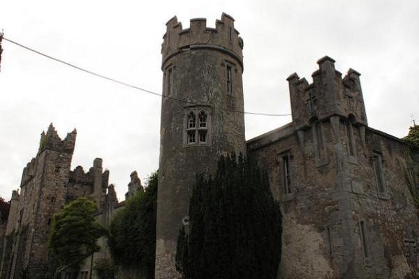 El castillo de Howth