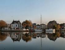 Delft, cerámica y canales