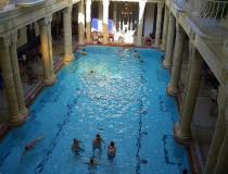 Aguas termales y balnearios en Budapest