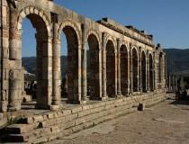Volubilis, la huella romana en Marruecos