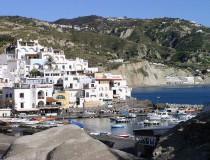 Hermosos paisajes en la Isla de Ischia