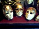 Las máscaras típicas del Carnaval de Venecia