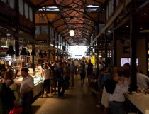 Mercado de San Miguel, una fiesta para los ojos y el paladar
