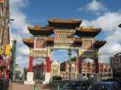 La mitología china en los edificios
