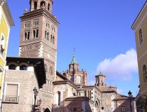 Torres Mudéjar en Teruel