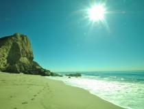 Zuma Beach, en Malibú, California