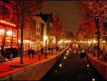 El Barrio Rojo de Amsterdam