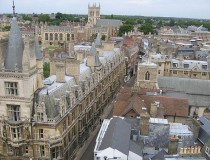 La inspiradora Cambridge