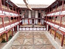 Corral de Comedias de Almagro, el único en el mundo que conserva su estructura original