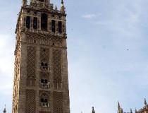 La Giralda, ejemplo arquitectónico de la mezcla de culturas
