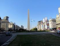 Historia del Obelisco