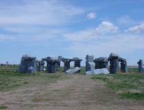Carhenge, un lugar insólito en Nebraska