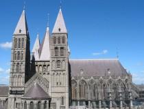 La Catedral de Tournai, Patrimonio de la Humanidad