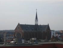 El Martin's Patershof, un hotel dentro de una iglesia