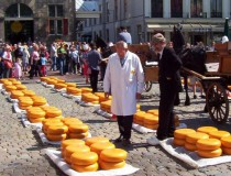 Gouda, el queso más famoso de Holanda