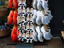 Los zuecos, un souvenir muy holandés
