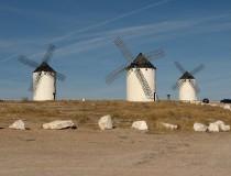 Campo de Criptana, inspiración de Cervantes