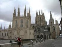 Estilo gótico en un imponente monumento, la Catedral de Burgos