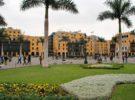 El centro histórico de Lima