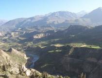 El Cañón del Colca, un espectáculo natural