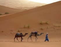 El desierto de Erg Chebbi